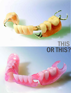 This or This? - Valplast Product Comparsion